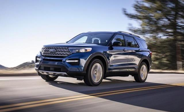 美国警察御用SUV探险者将国产,能否硬刚途昂就看这一点了