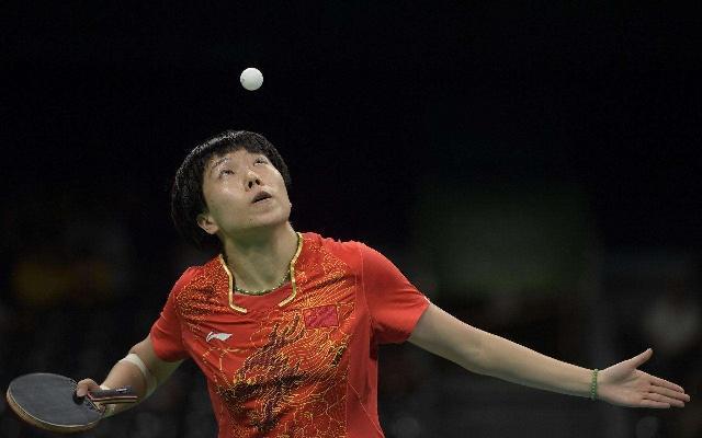 柔道乒乓球大满贯都?一人金牌数世界第一,张怡宁无愧大魔王女子王瀚坤图片