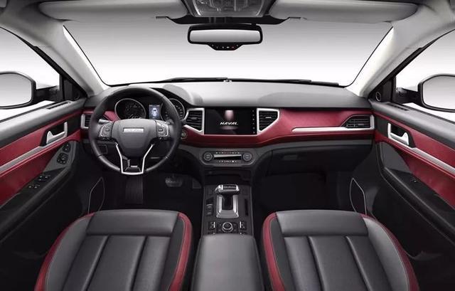 新哈弗H6 Coupe智联版霸气上市,品价比完爆同级日韩SUV
