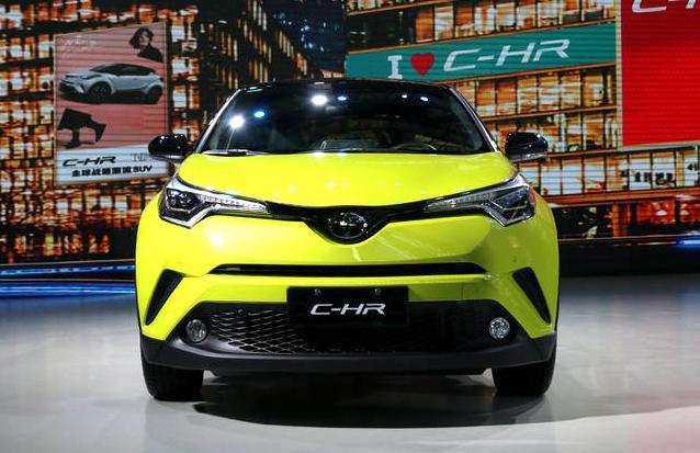 路咖与车:2018回顾 印象最深的合资SUV丰田C-HR