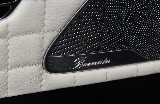 巴博斯S级凸显良好风范,车是人的伙伴,你值得拥有!