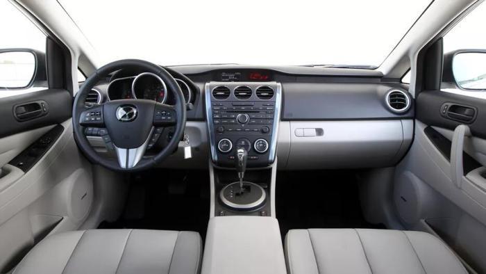 2011马自达CX-7 i巡回赛回顾, 对此你们有什么看法?