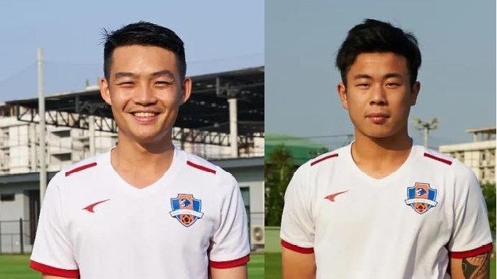 梁学铭 李俊锋回归家乡球队效力,梅县客家引援完成