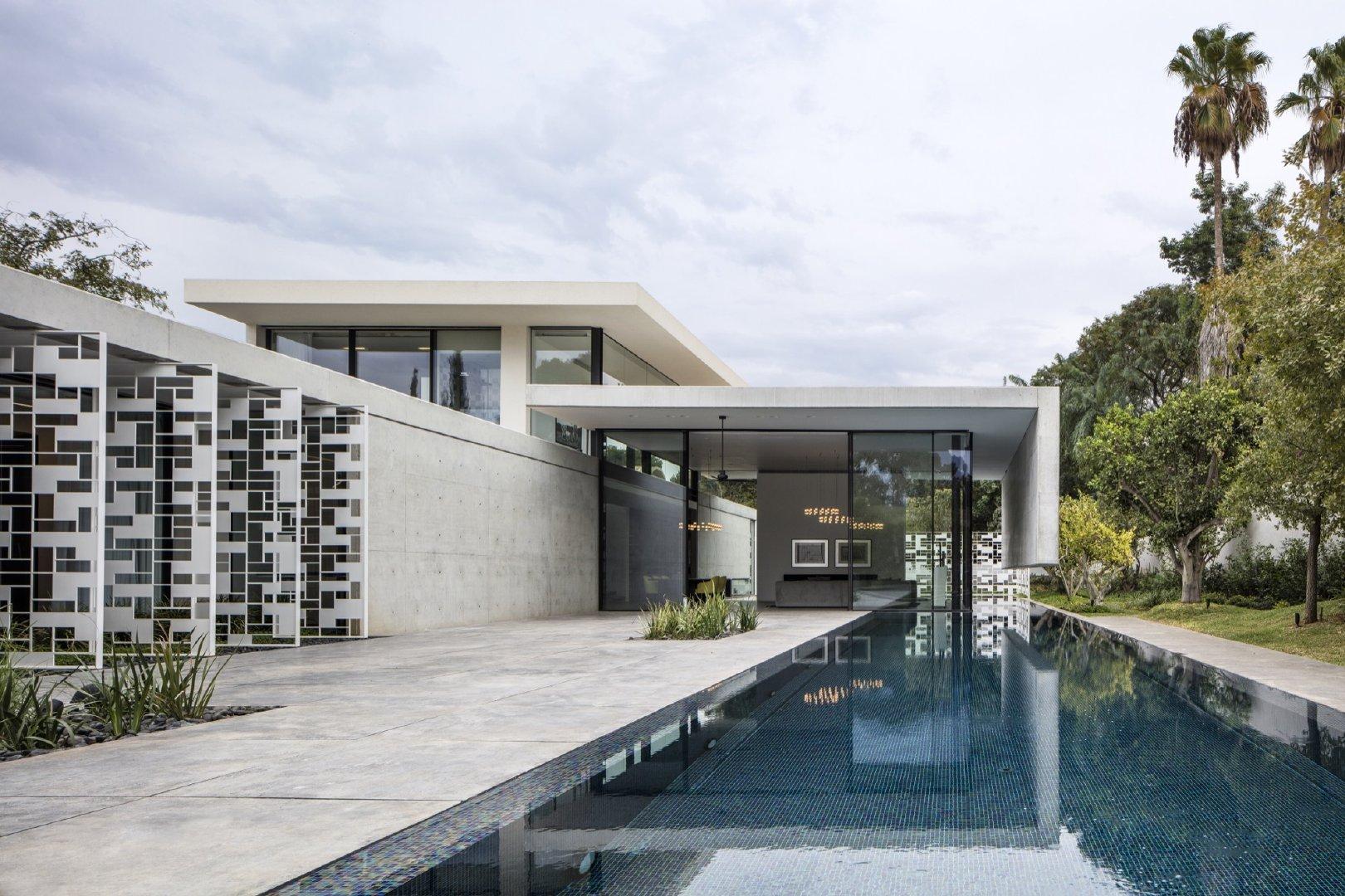 文化与时代交融,以色列的私家别墅-AB House..