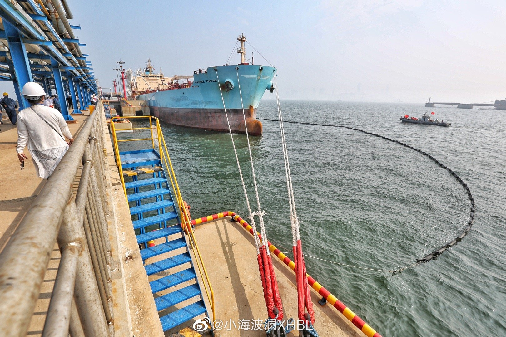 在6月18日为中国石油开放日,怀着好奇心走进了大连石化