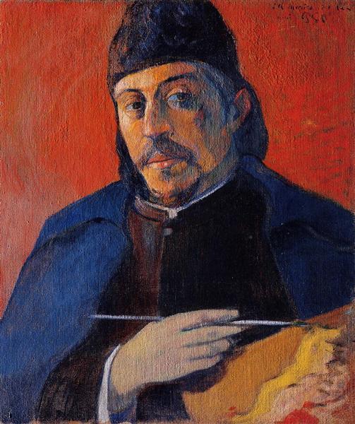 保罗·高更是著名的法国后印象派画家