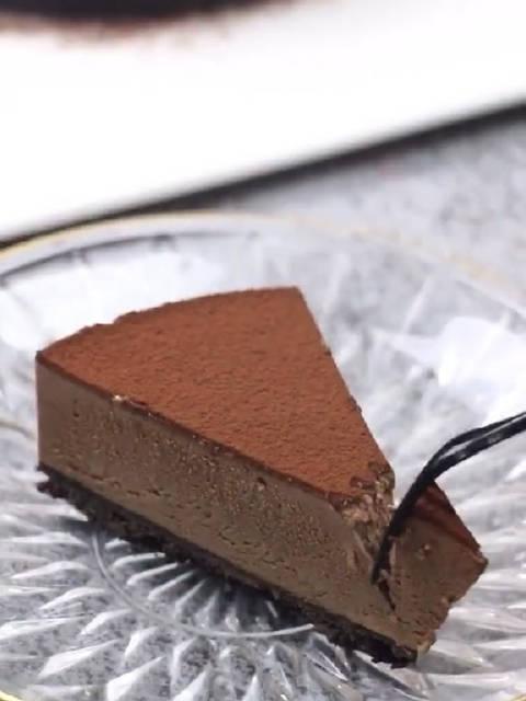 长春美食:教大家做巧克力慕斯,为武汉热干面加油