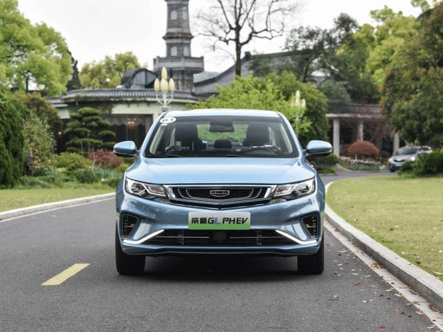 吉利又一款插电混动车型开启预售,1.5T+7DCT百公里油耗仅为1.4L