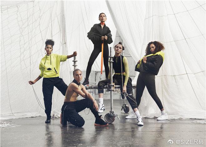 Jordan Brand 推出全新女子系列服饰,主打设计大胆的飞行服套装