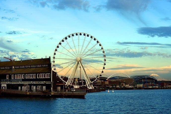 翡翠之城西雅图,期待与你相遇。
