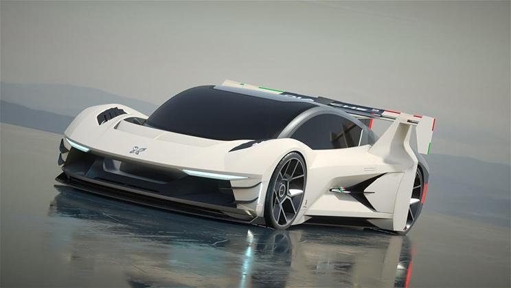 可快速换电 意大利公司Flymove推新车