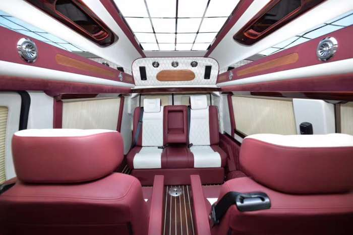 【房车俱乐部】福特E350豪华商务保姆车,售全国