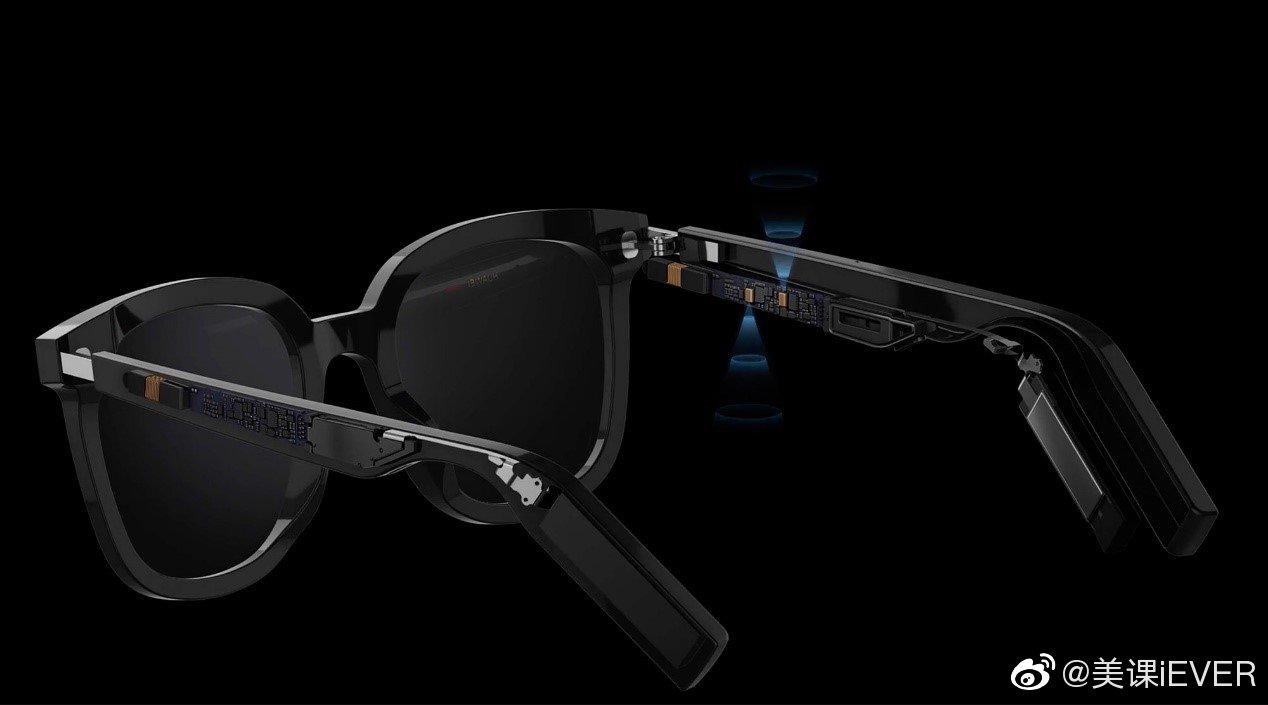 GENTLE MONSTER和华为携手合作,推出了一个可以穿戴的智能设备