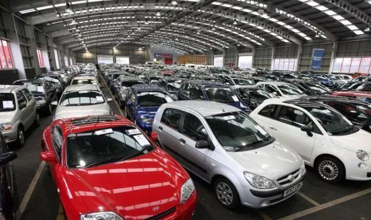 今年的二手车市场销量逆势而上?不存在的图片