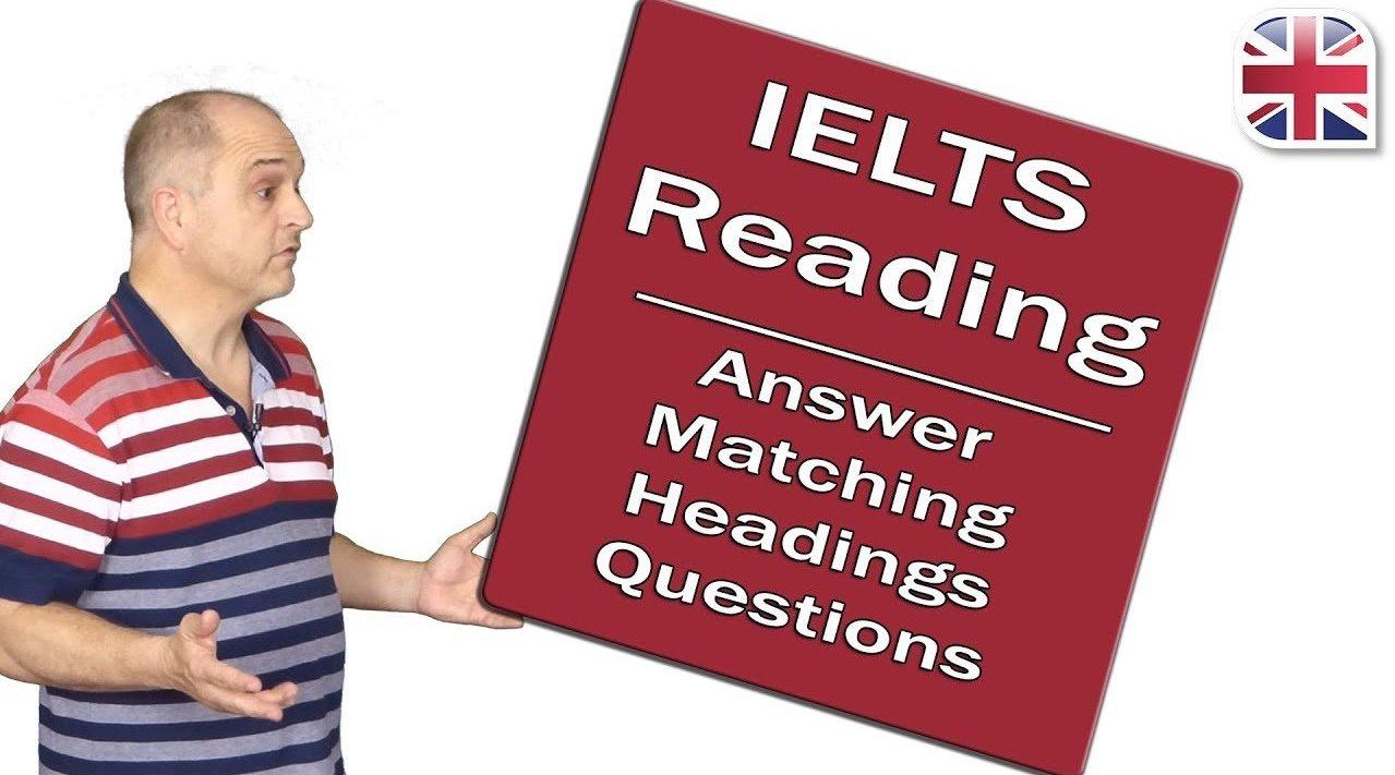 雅思写作:如何回答阅读匹配题提分最快?