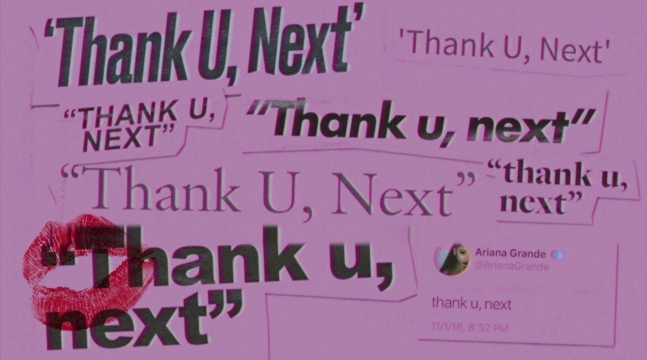 """thank u, next"" 发行一周年 (11/03/2018)"