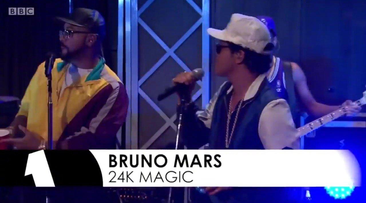 魅力火星哥Bruno Mars