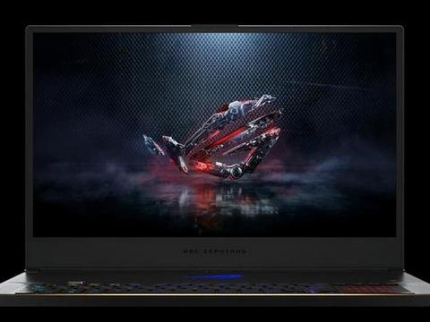 华硕 顶级 ROG冰刃3sPlus登场:主动式进气、144Hz+G-SYNC屏幕