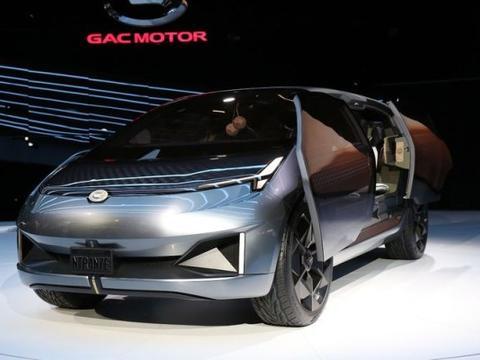 代表未来趋势 北美车展上的新能源概念车