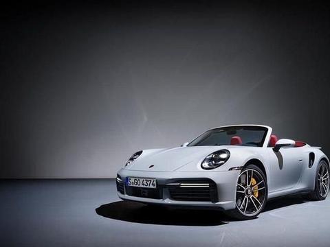全新保时捷911 Turbo官图曝光,搭载3.8T双涡轮增压发动机