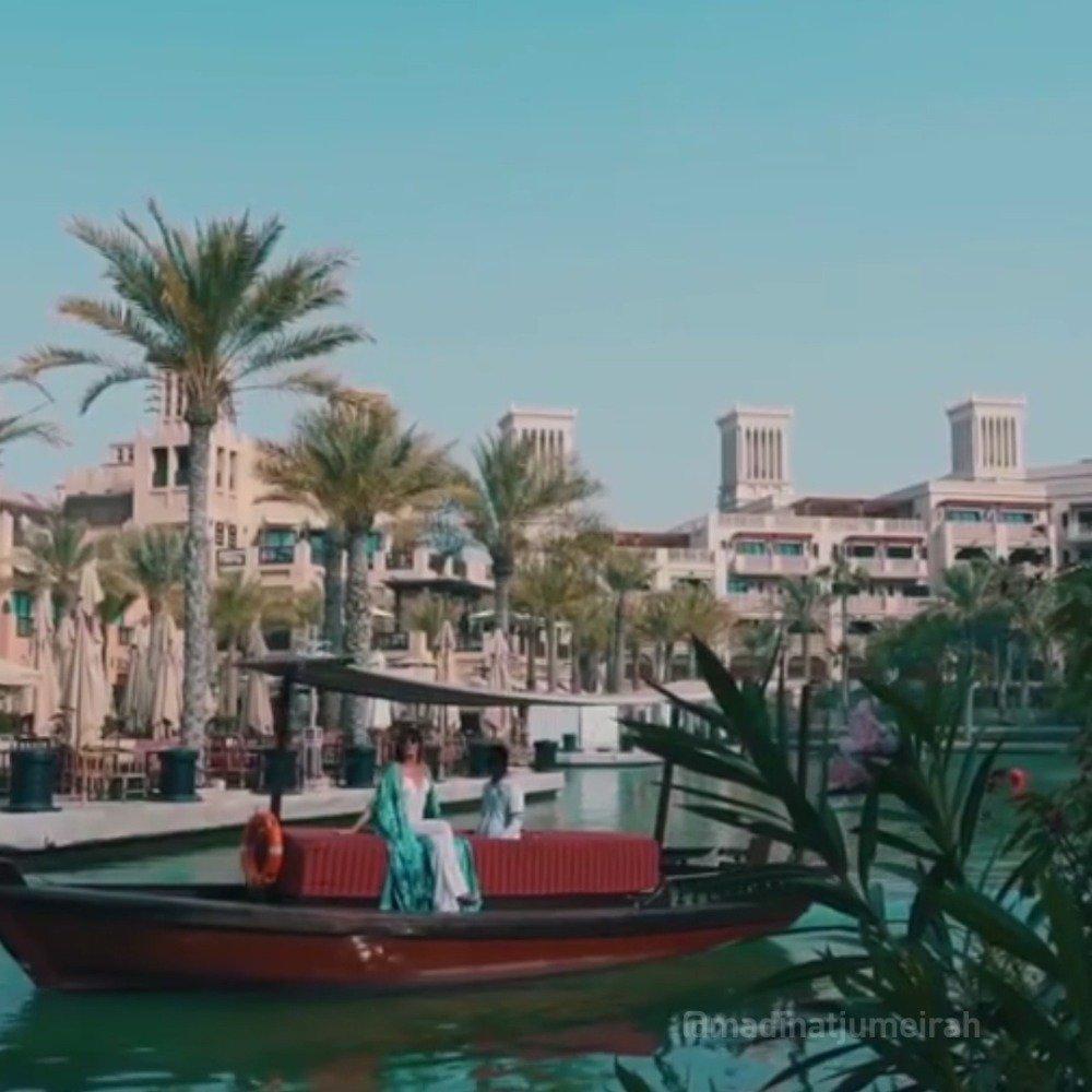 如果把迪拜比作一瓶香水,你闻到了什么?初见的摩登都市