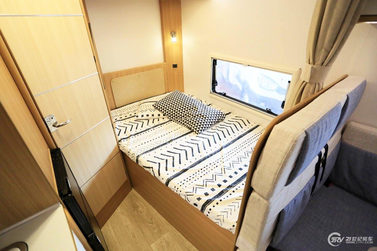 自动挡底盘实用派选手 亚特房车欧胜纪念版正式发布