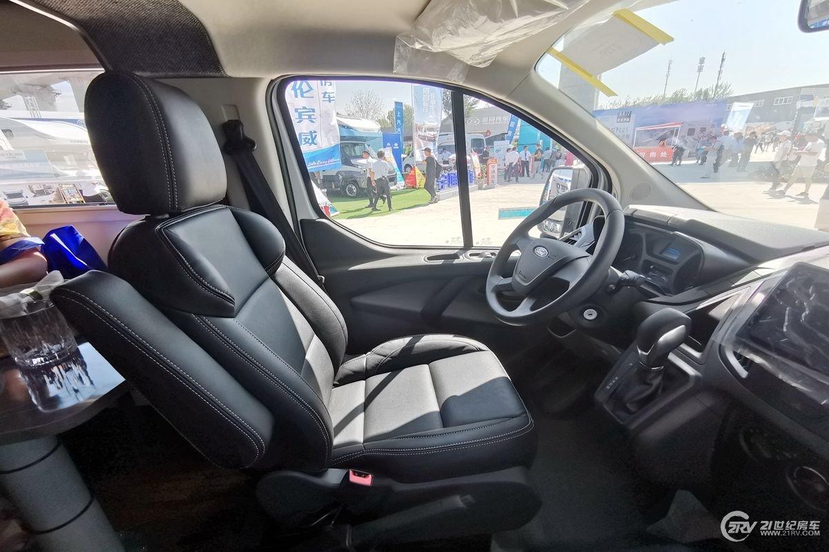 售价38.8万元 华晨小福C型房车实车正式发布