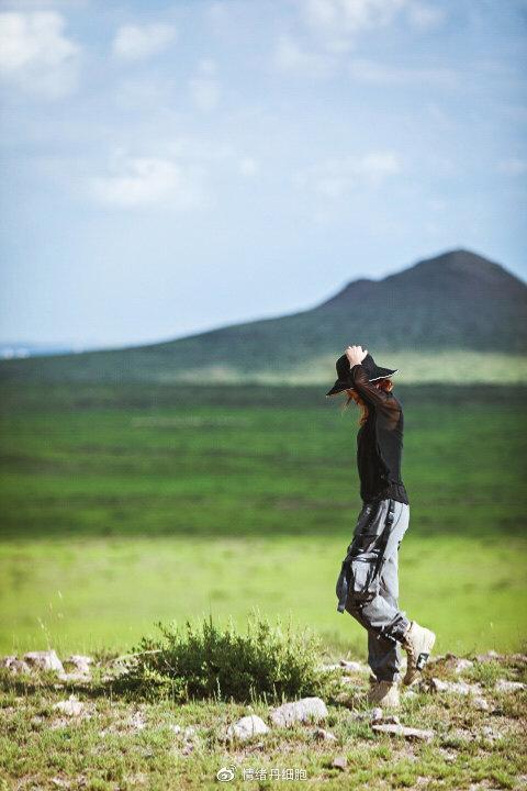 焕启新生,在乌兰哈达火山草原开始