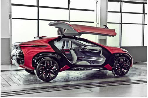 """奇瑞最新""""黑科技""""车曝光,零油耗轮胎充电行驶,比亚迪也要佩服"""