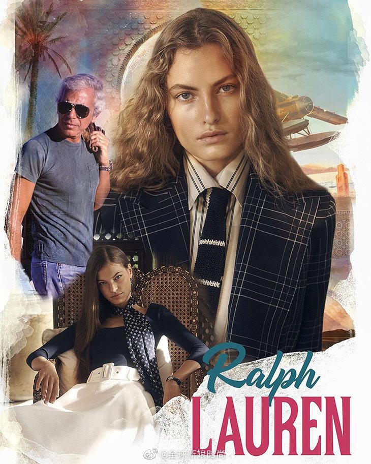 Ralph Lauren 2020春夏大片