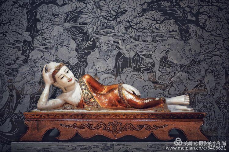 觅禅踪 -《佛国》,是由出家人拍摄的一组佛教文化艺术作品,特将部分
