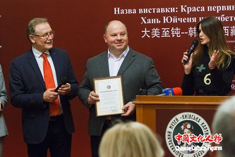 大美至纯——韩玉臣西藏题材油画展在乌克兰基辅国立美术馆举办