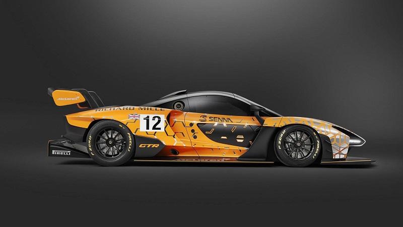 迈凯伦塞纳GTR将于2月15日公布参数信息 限量75台 售价143万美元