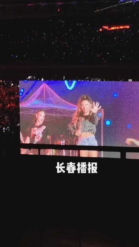 江映蓉817长春演唱会视频,给@江映蓉歌迷会