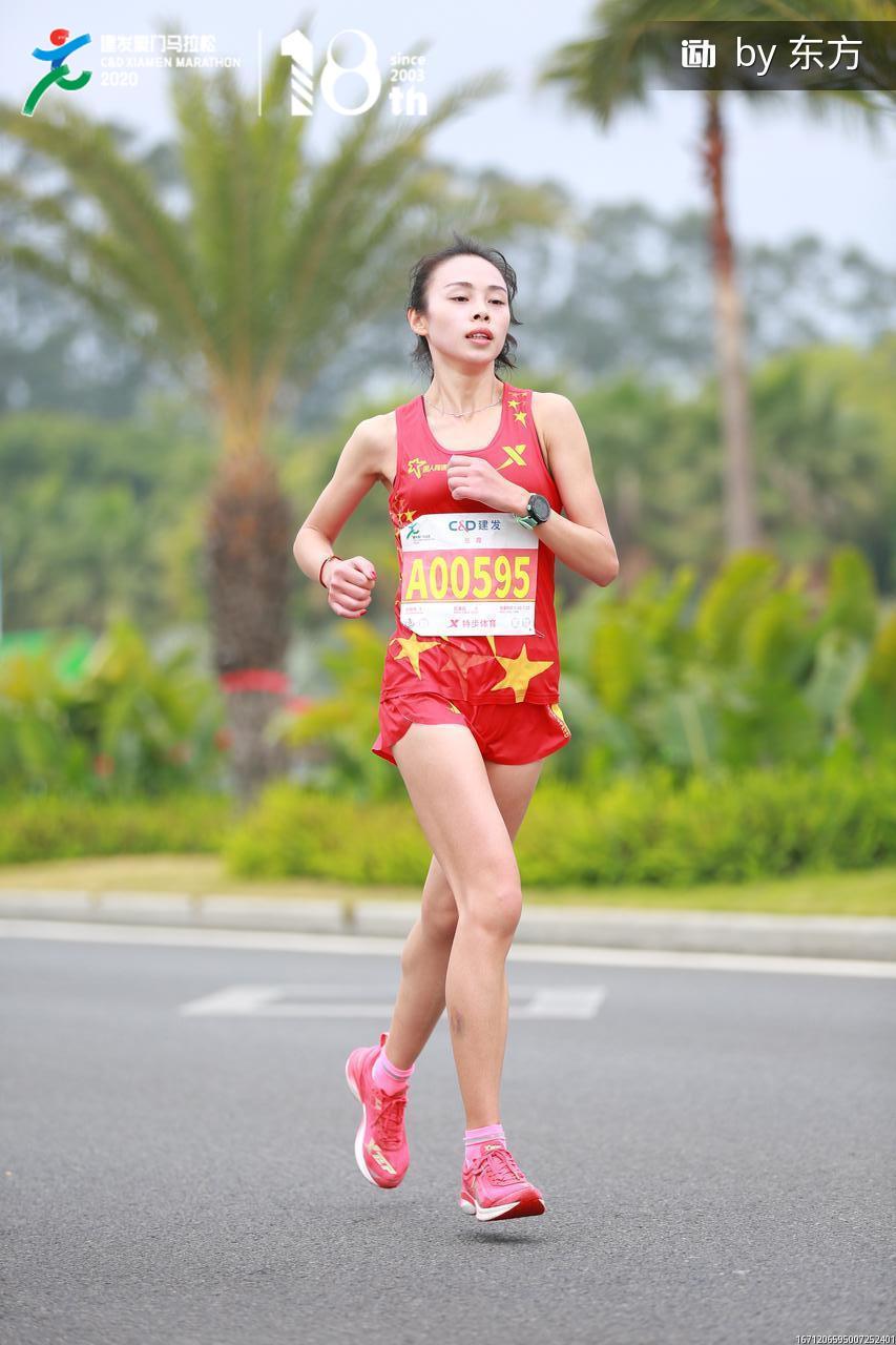 女跑者第二波~~