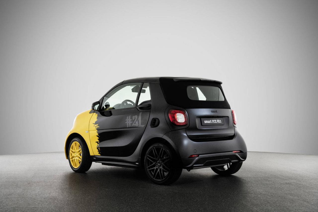 告别燃油车时代  smart先行一步?