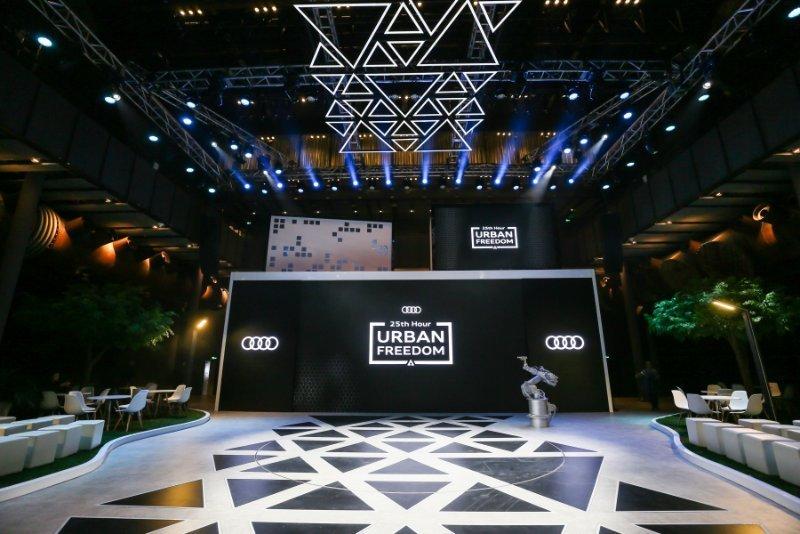 GBN日常 | 奥迪AI:ME概念车全球首秀