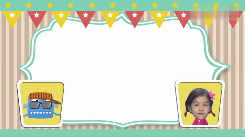 爱丽学英语:Arisong  Action 小朋友们来和爱丽一起学习英语吧