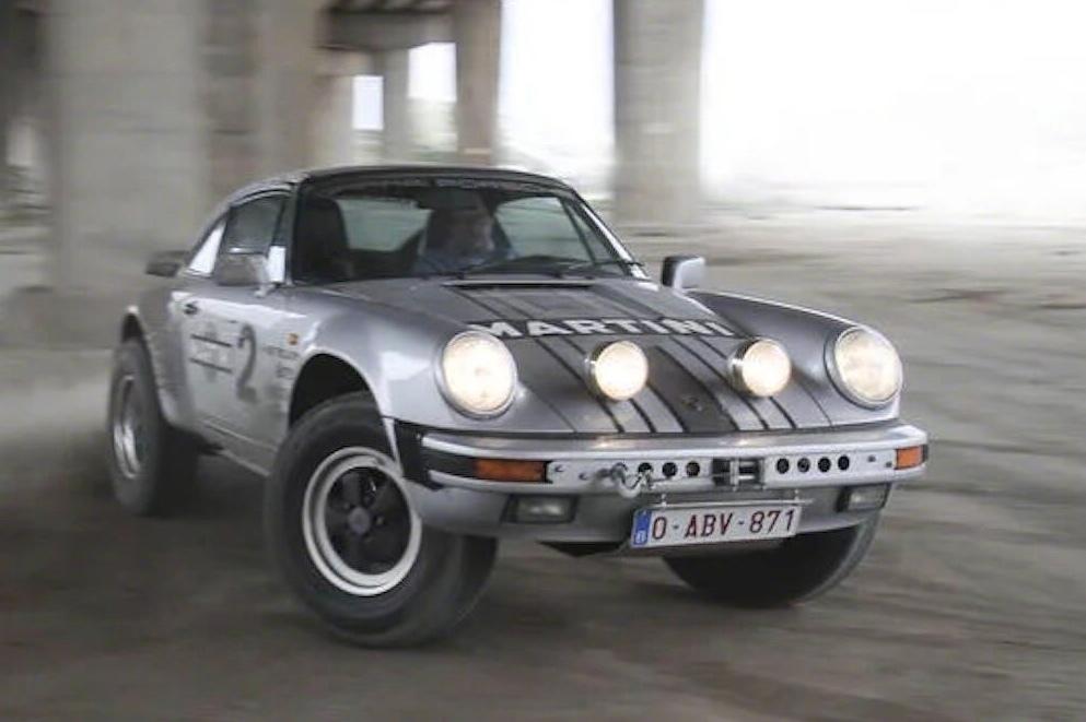 保时捷 Porsche 911 SUV