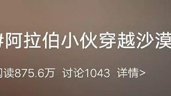 感动!南昌大学约旦校友穿越沙漠为中国寻找口罩
