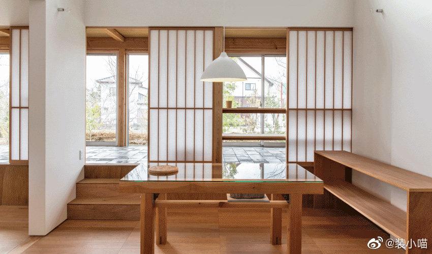 『 木质温暖朴实 』| AKITO MACHI architects 日本静冈124平日式木