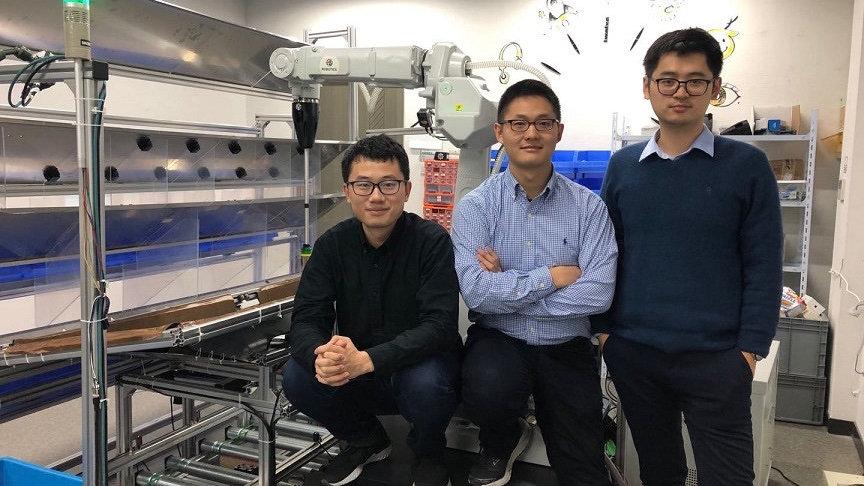 工业自动化机器人XYZ获800万美元投资:由CMU麻省理工中国高材生创办
