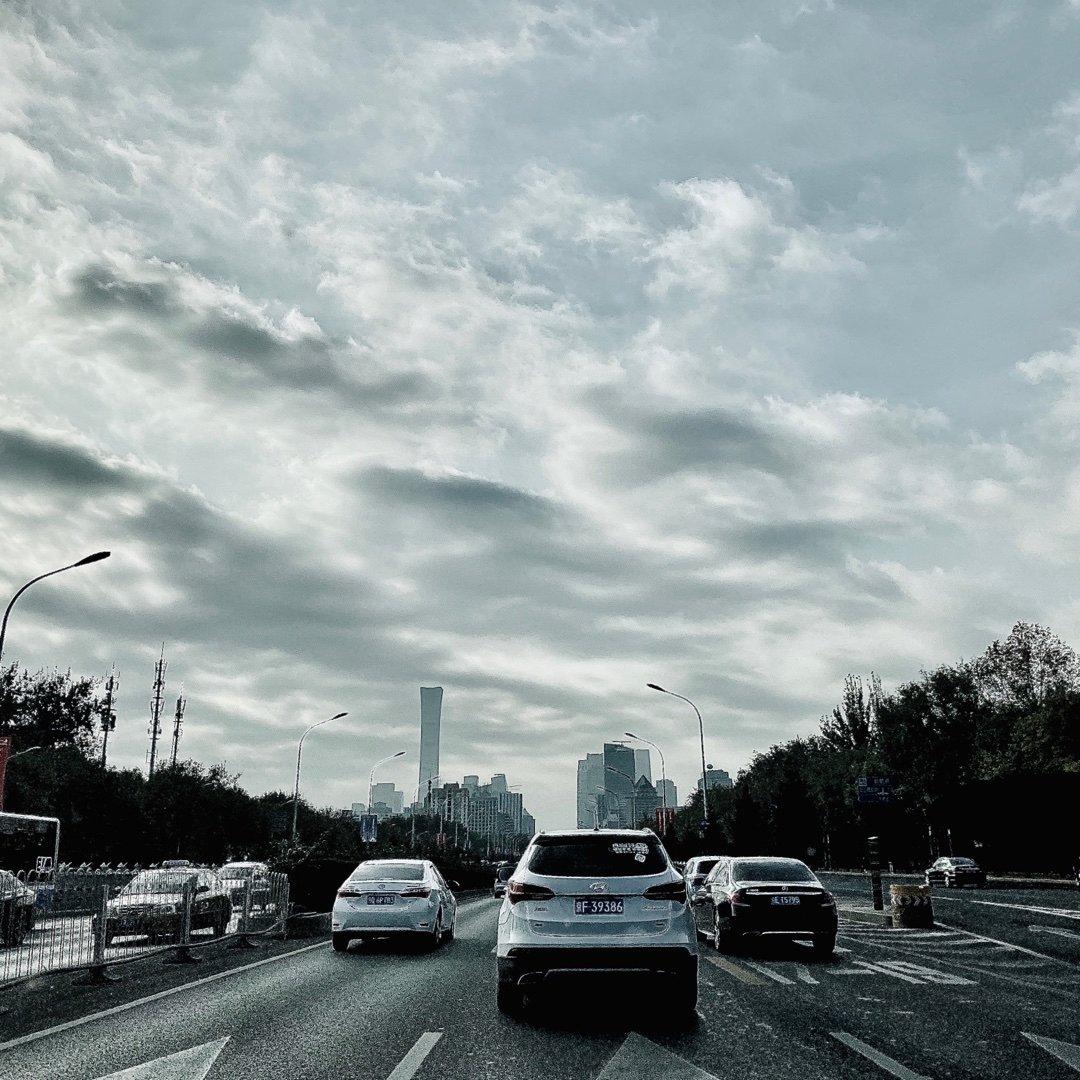 云如铅,欲压城。一路蹒跚,终于抵达