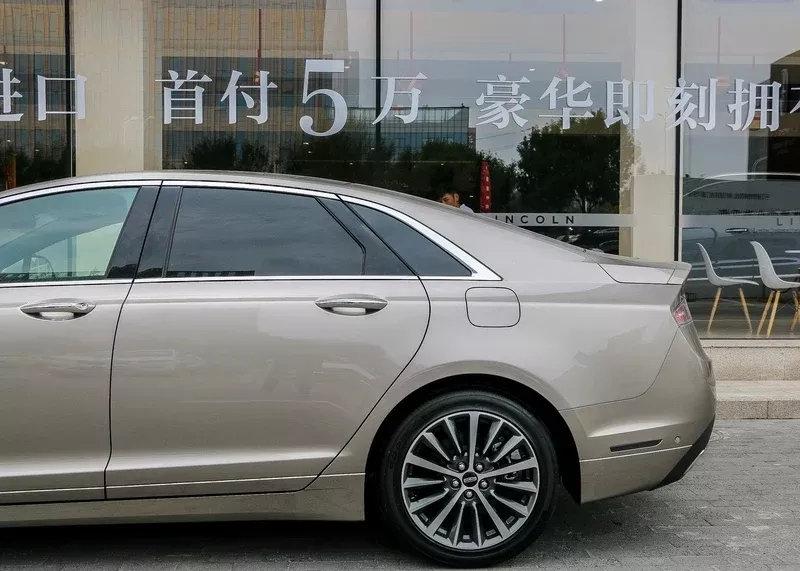二十万买台美系总统座驾,林肯MKZ真的是台被低估的好车?