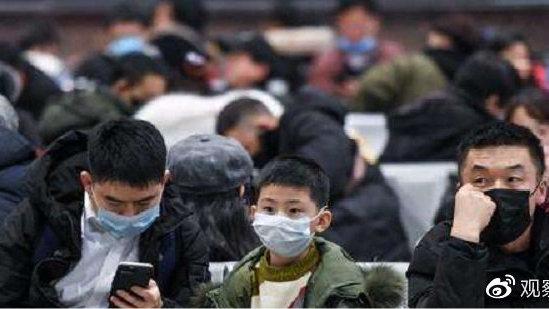 西方媒体利用新冠病毒,让人们对中国产生恐惧
