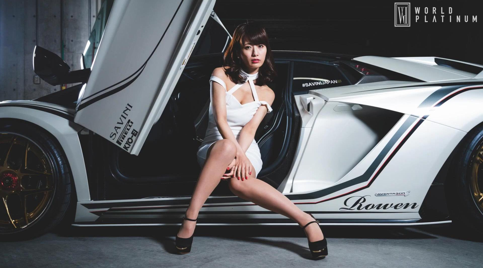 日本ROWEN出品Lamborghini Aventador S