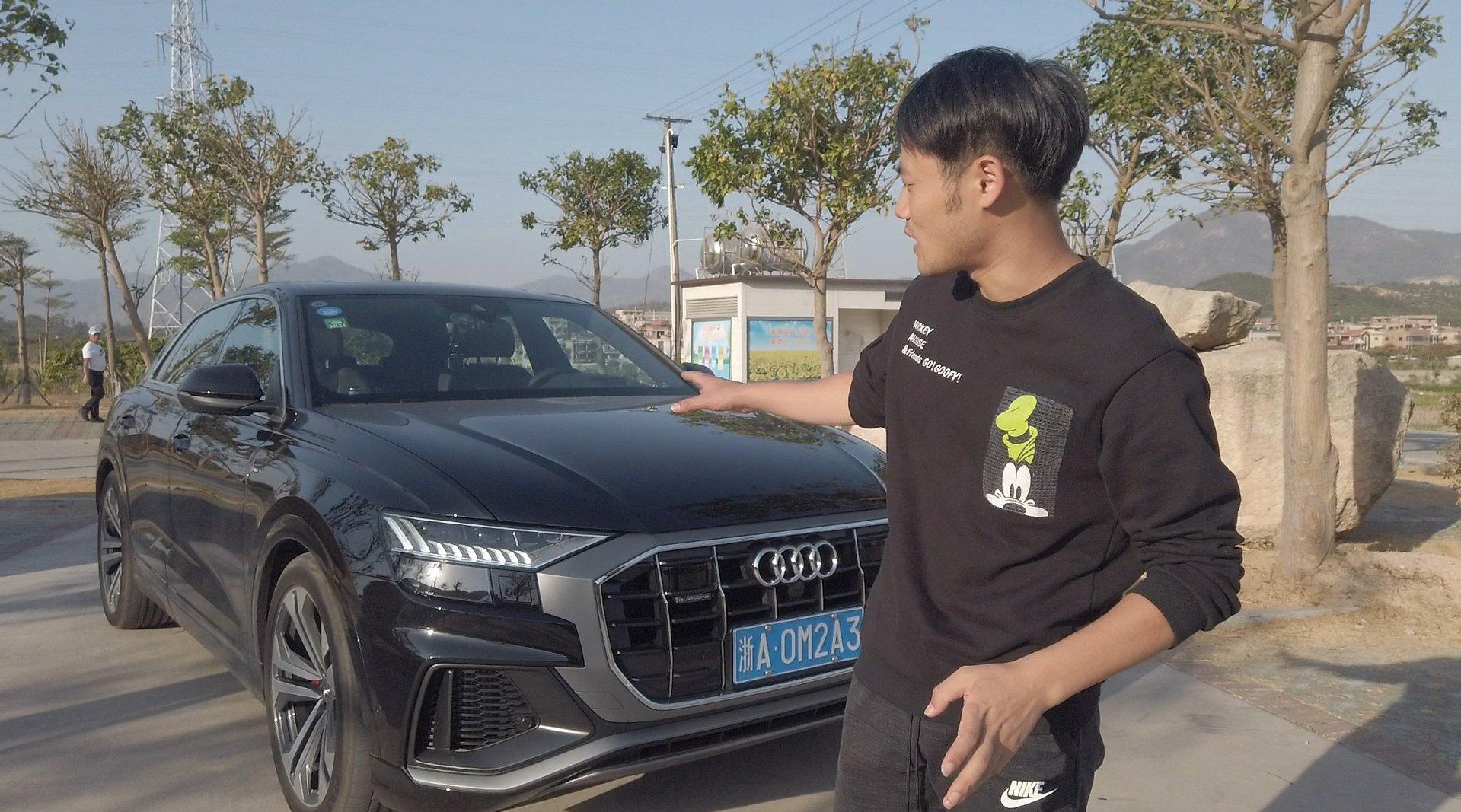 003:作为奥迪新旗舰SUV,Q8的整体表现力怎么样