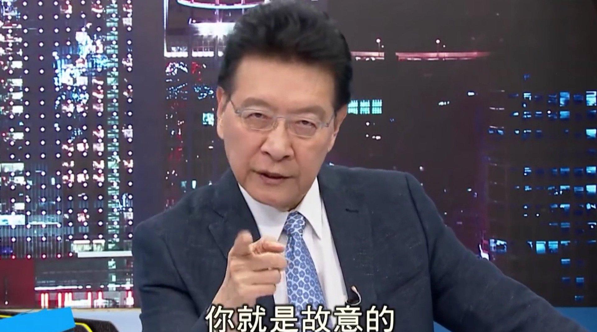 2月18日,台湾节目《少康战情室》点名对线观察者网