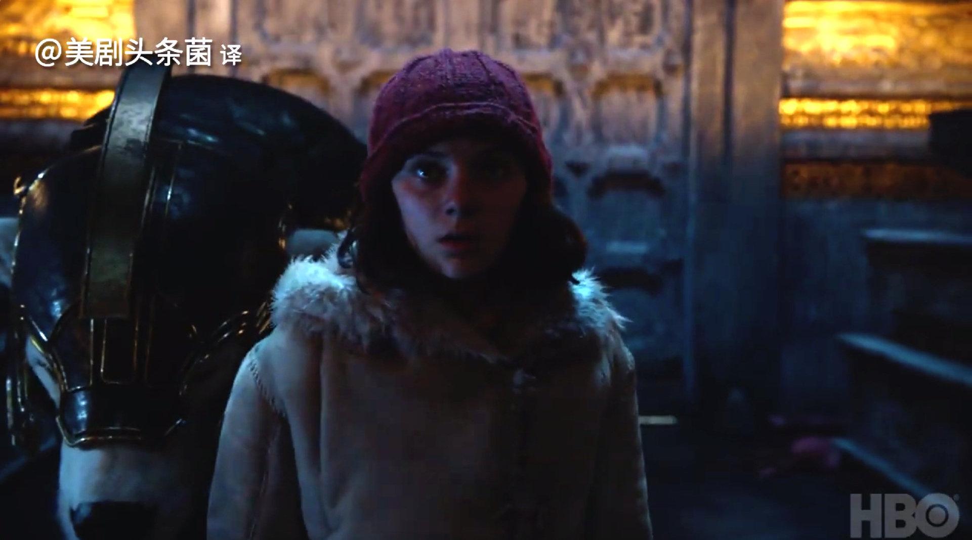 《黑暗物质》第二集BBC收视率大幅下滑
