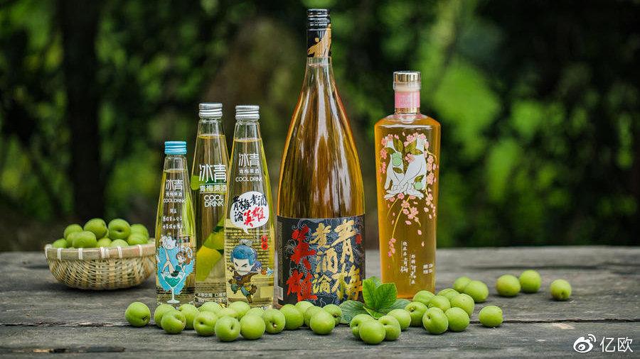 专访丨冰青青梅果酒创始人陈涛:果酒消费正当时